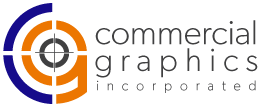 Commercial Graphics Inc. Logo
